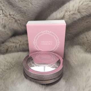 (已預定)MIKIMOTO 御本木 珍珠光蜜粉 粉紅