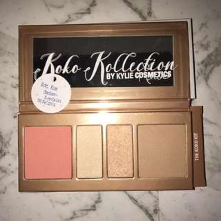 Kylie Cosmetics In love with koko face palette