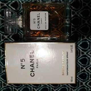 No.5 chanel eau de parfum
