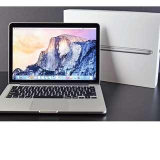Mac Book Pro Retina 13''