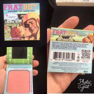 The Balm Frat Boy Blush/Shadow