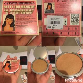 The Balm Betty Lou Bronzer