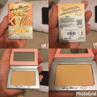 The Balm Translucent Powder