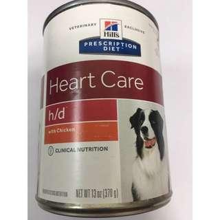 希爾思 犬用h/d保健心臟配方 處方罐頭