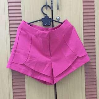 skirt pink