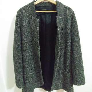 Zara Winter Coat Size Small/8