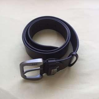 brown lee belt