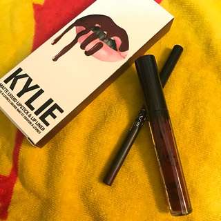 Kylie lip kit 唇彩組