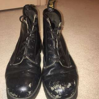 The Original Doc Martens