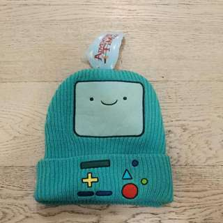 Adventure Time BMO beanie - Brand New With tags