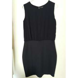 Zalora Collection Blouson Bodice Dress