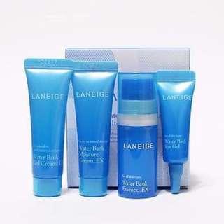 LANEIGE Water Bank Trial Kit