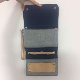 Fossil pouch NEW !