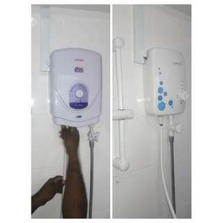 Instant Water Heater (Brand: Joven / Champs)