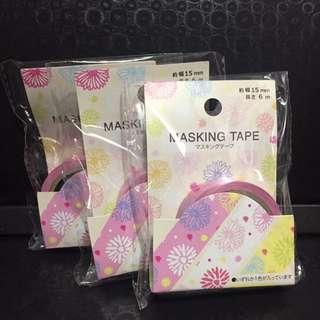 Japan Washi Tapes