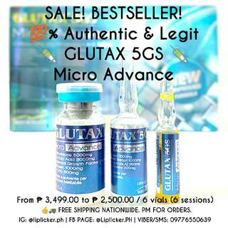 GLUTAX 5GS Micro Advance
