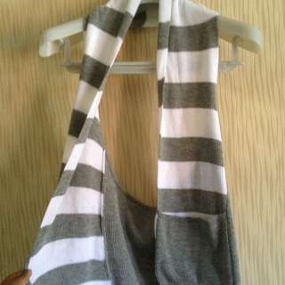 Grey Stripes Outer
