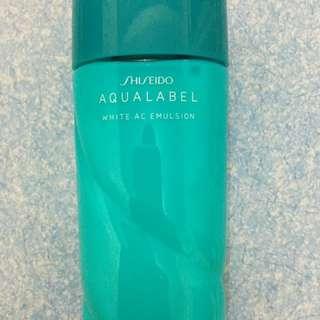 Shiseido日本版Aqualabel美白乳液