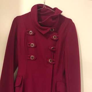 Berry coat