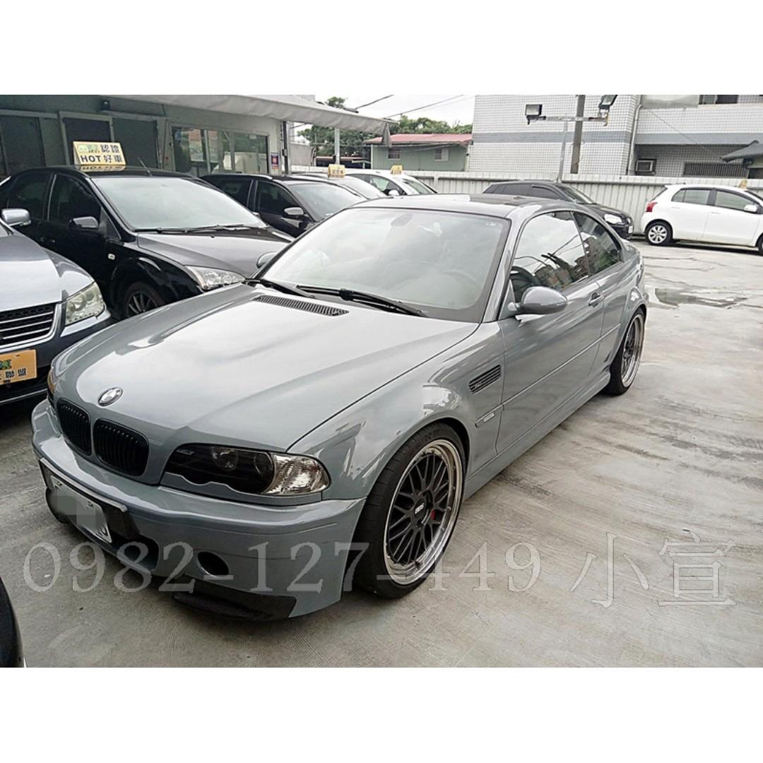 2002 BMW E46 M Power **M3** 3.2L 水泥灰, Cars, Cars For Sale