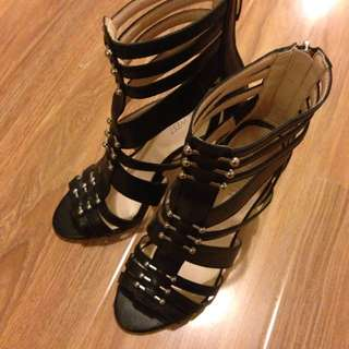 Nine West Heels Size 36, 5.5