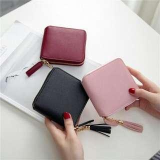 Tassle Wallet (Small) Instock