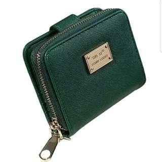 Green Wallet For Women