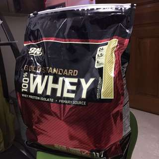 ON GOLD STANDARD 100% WHEY PROTEIN ISOLATE