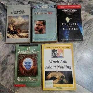 Classic Books Bundle