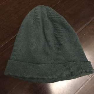 無印良品毛帽