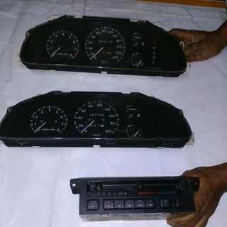 Mazda Lantis Meter Panel 1.6 Auto And V6 Manual Control Panel
