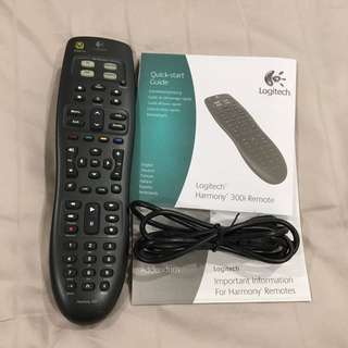 Logitech Harmony 300i Remote