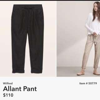Selling Black Pants