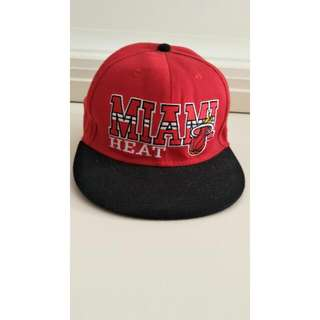 NEW ERA Miami Heat Snapback Cap