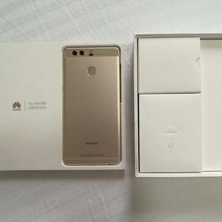 Huawei P9 (Prestige Gold) with Leica
