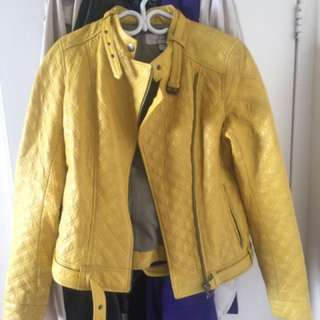 Blink Geniune Leather Jacket