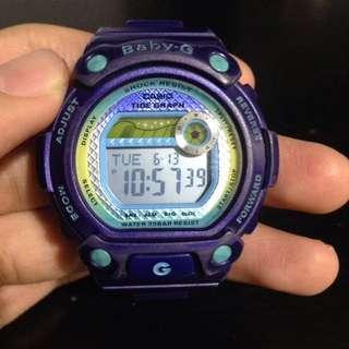Baby G Watch
