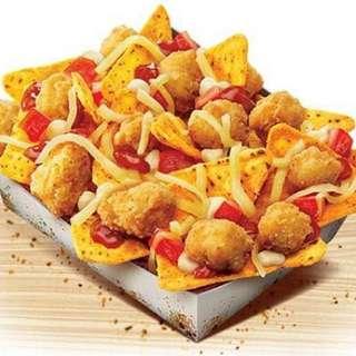 Tortilla Chicken Basket