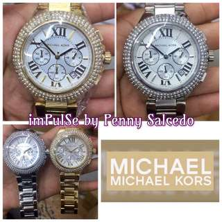 Authentic & Original Michael Kors Watches
