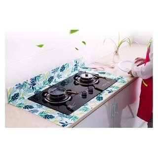 廚房水槽吸水貼 洗漱台防水吸濕貼 防潮 瓦斯爐防油貼#Y169