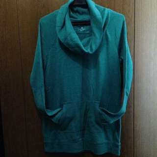 Green Longsleeve Top