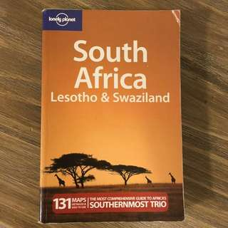 Lonely Planet South Africa And Lesotho