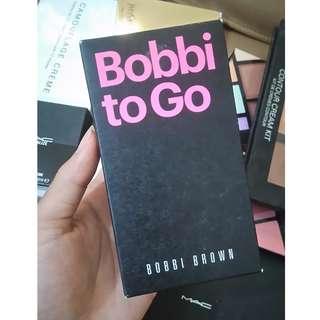 BOBBI BROWN Bobbi To Go ( Eyeshadow Palette, Smokey eye mascara, Hydrating Eye Cream)