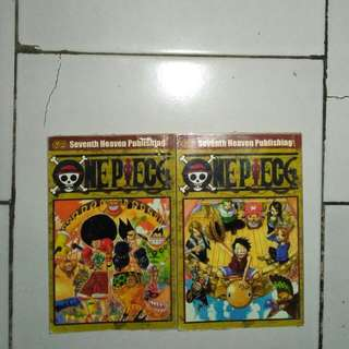 Komik One Piece 30,31