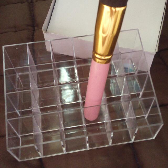24 Slot Lipstick Organizer