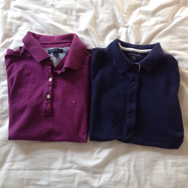 *REDUCED* 2 Tommy Hilfiger Polos