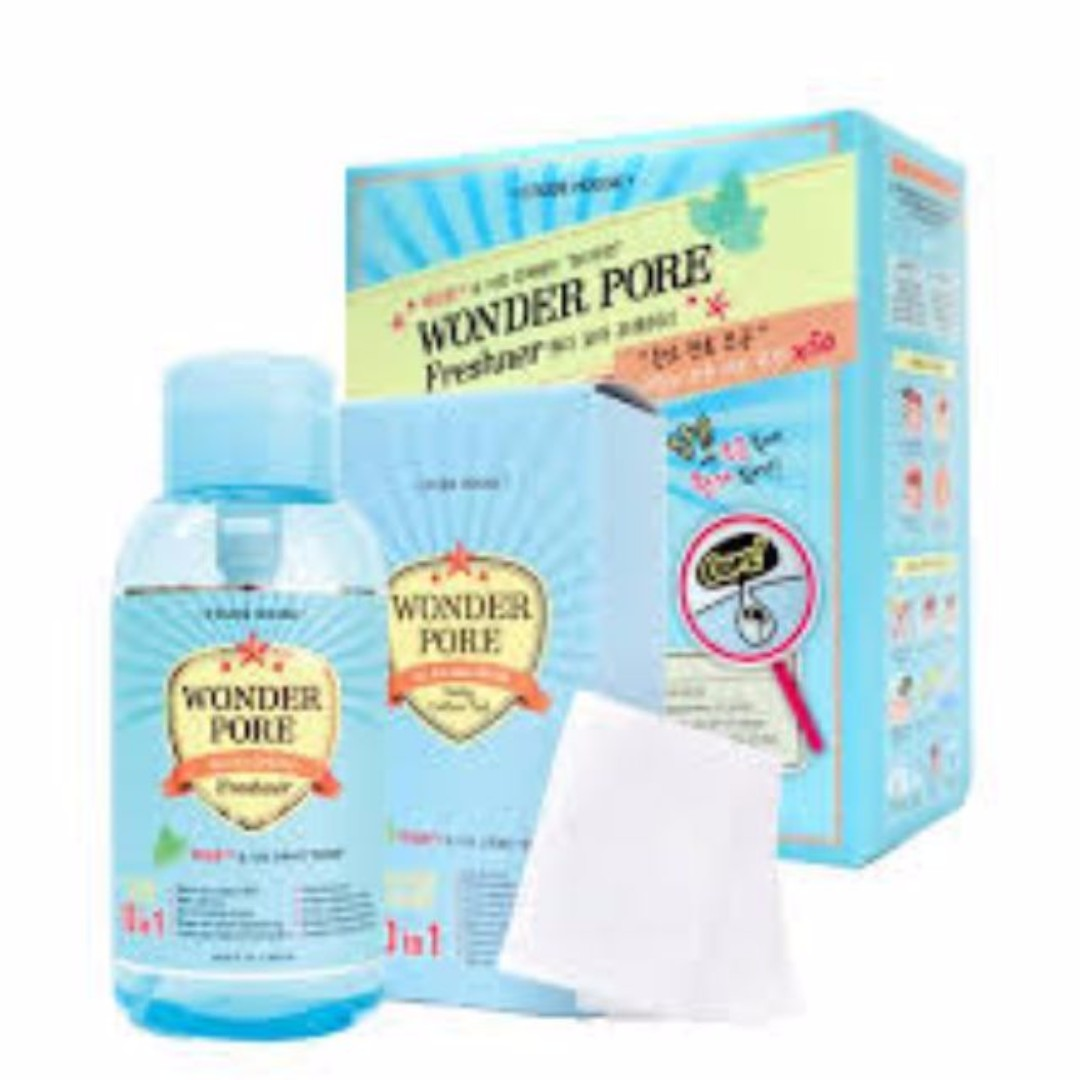 500ml Etude House Wonder Pore Freshner 10 in 1 Pore
