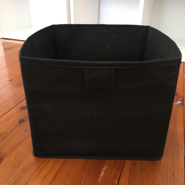 6x Storage Cubes