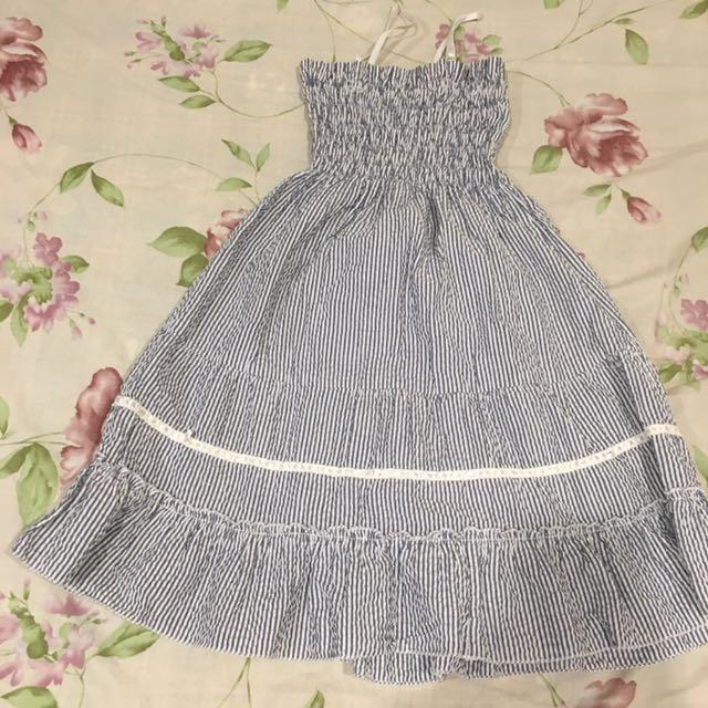 清新小洋裝