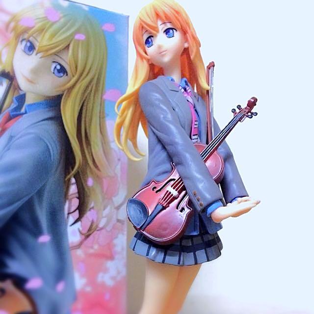四月是你的謊言 宮園薰 小提琴 制服 永久保存版